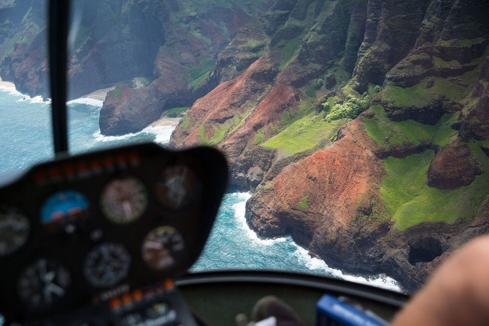 Vote for your favorite helicopter ride
