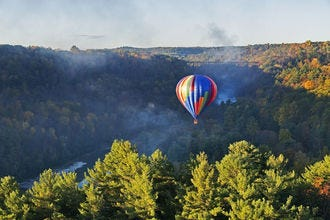 Vote for the Best Hot Air Balloon Ride!