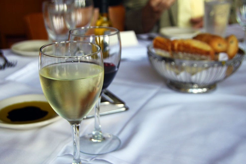 Don't leave Sicily without trying the wine