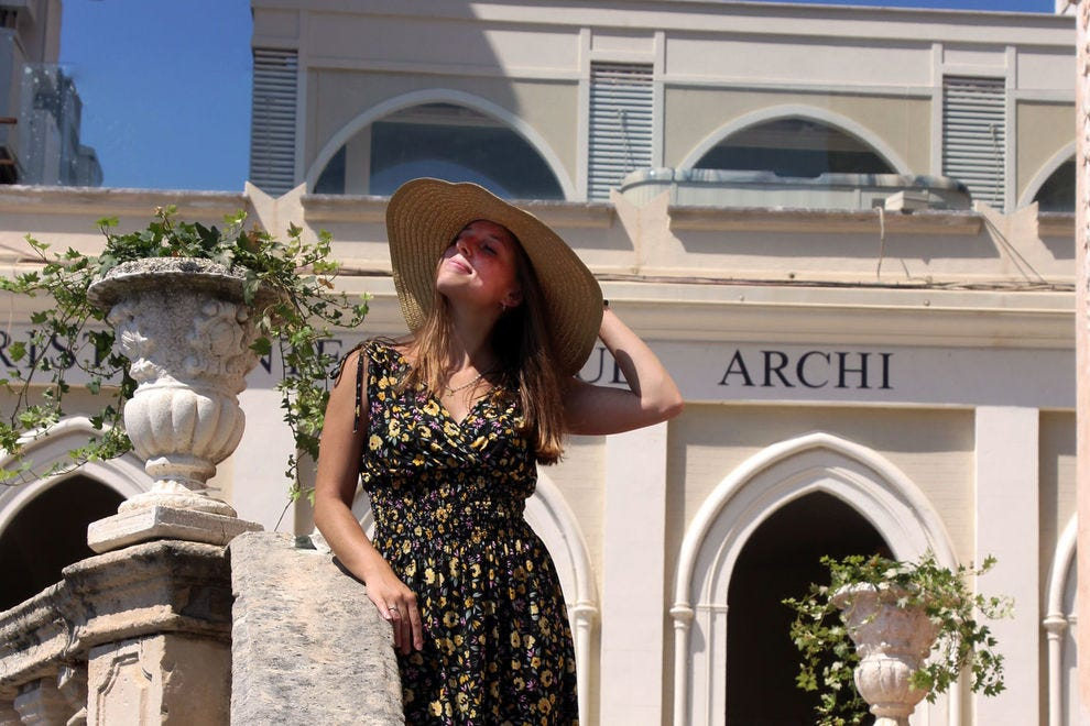 Sicily is no slouch when it comes to fashion