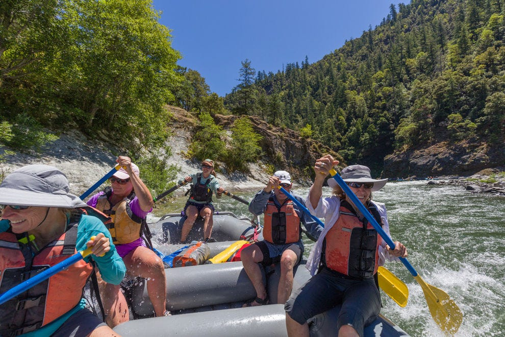 Hit the rapids with Northwest Rafting Company