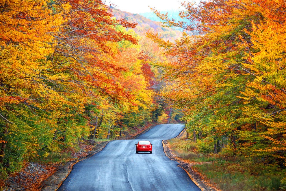 Where's your favorite place for leaf peeping?
