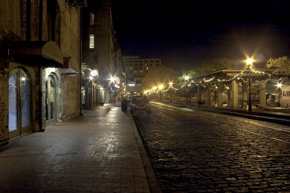 History and haunts go hand in hand on these tours