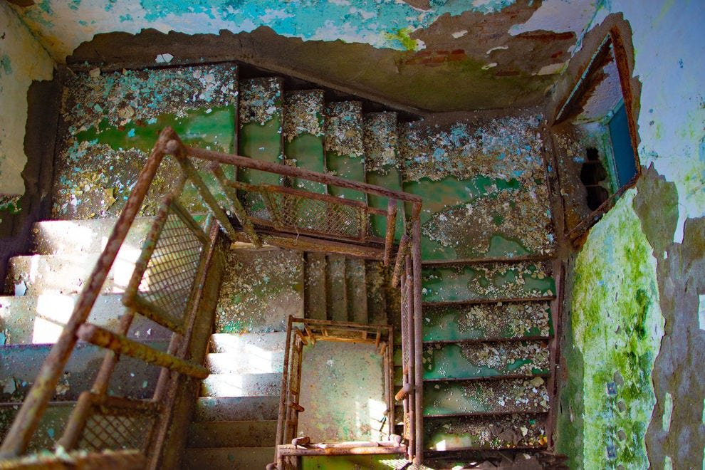 Are these locations haunted? See for yourself