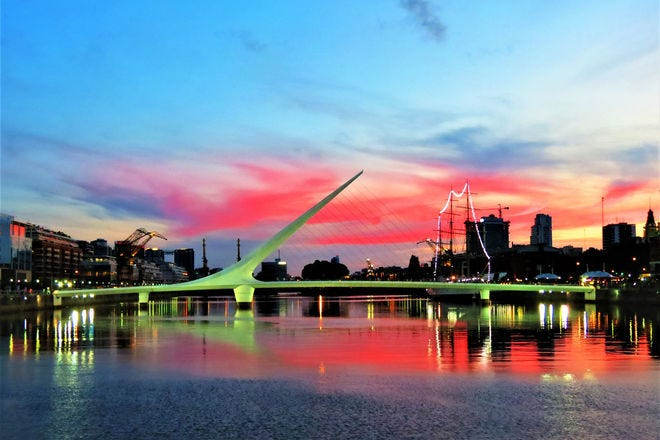 Explore beautiful Buenos Aires through these photos