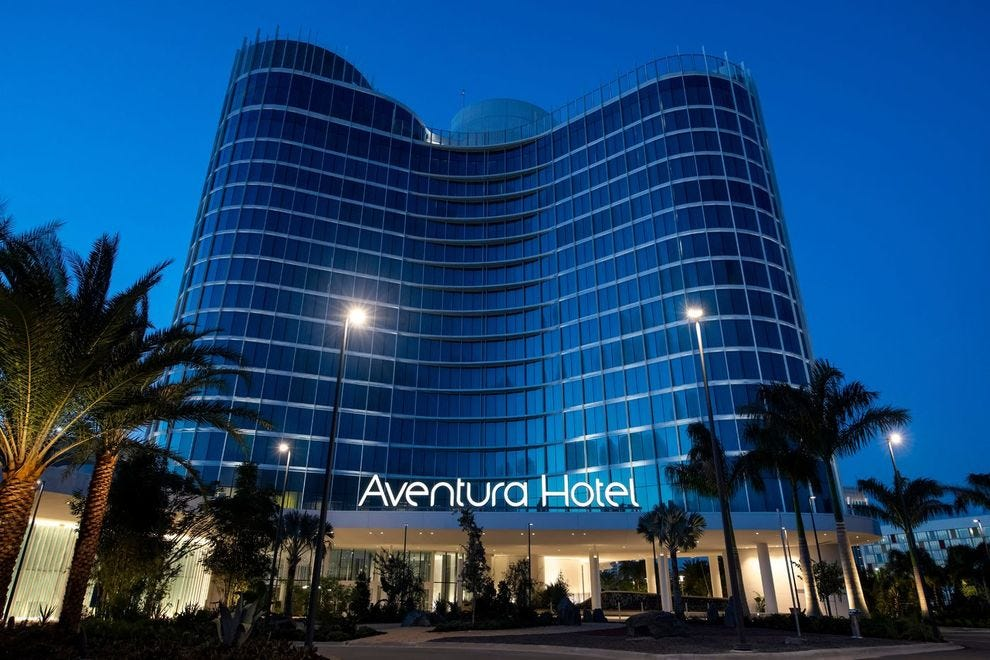 Winning hotel is one of Universal's newest accommodation offerings