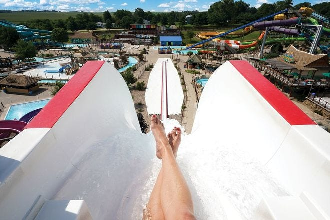 Best theme parks and water parks in America, according to readers