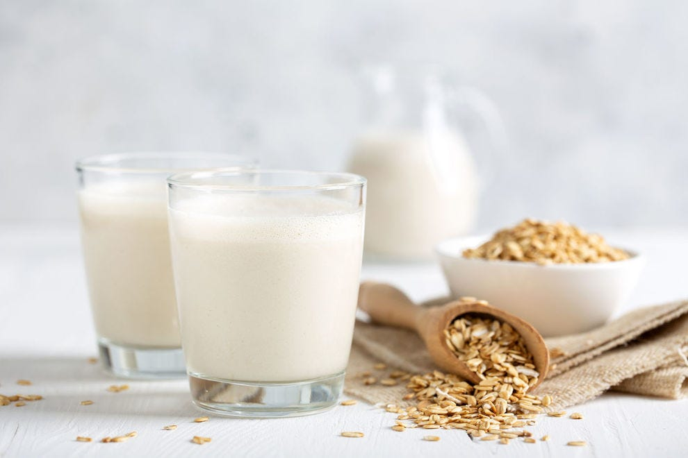 Oat milk is on the rise