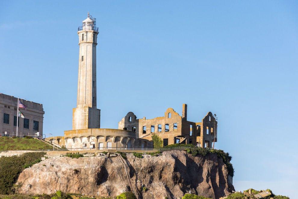 Alcatraz Lighthouse