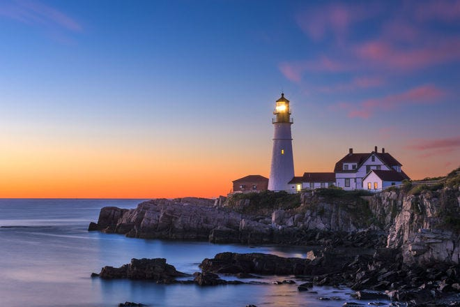 Unique and beautiful lighthouses around the world