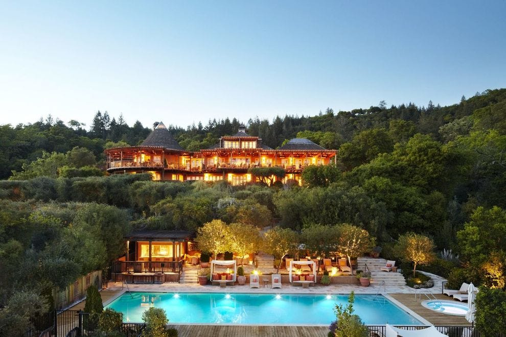 This is the third win for Auberge Resorts Collection
