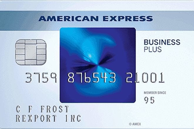 Blue Business Plus from American Express