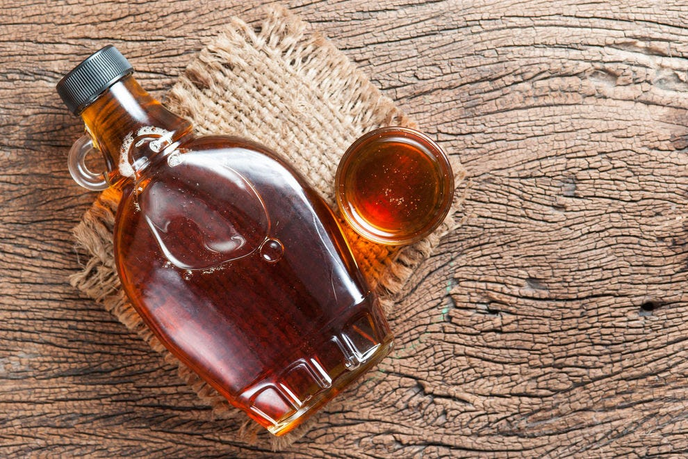 Maple syrup sweetens up everything from breakfast to desserts and even cocktails!
