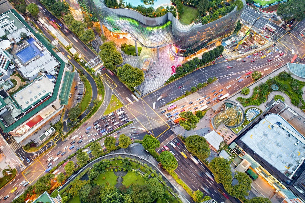 Orchard Road Junction