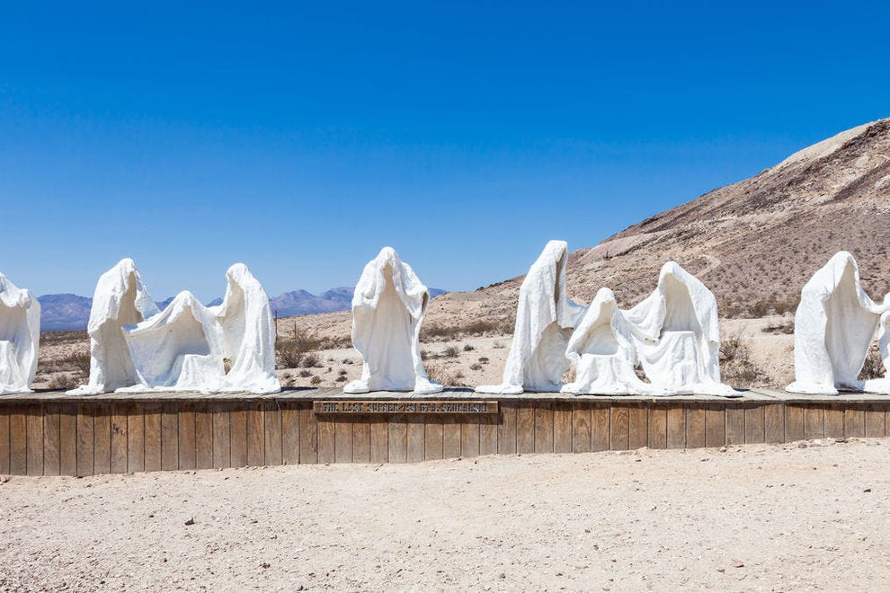Rhyolite, NV: Things to do in this ghost town outside Vegas