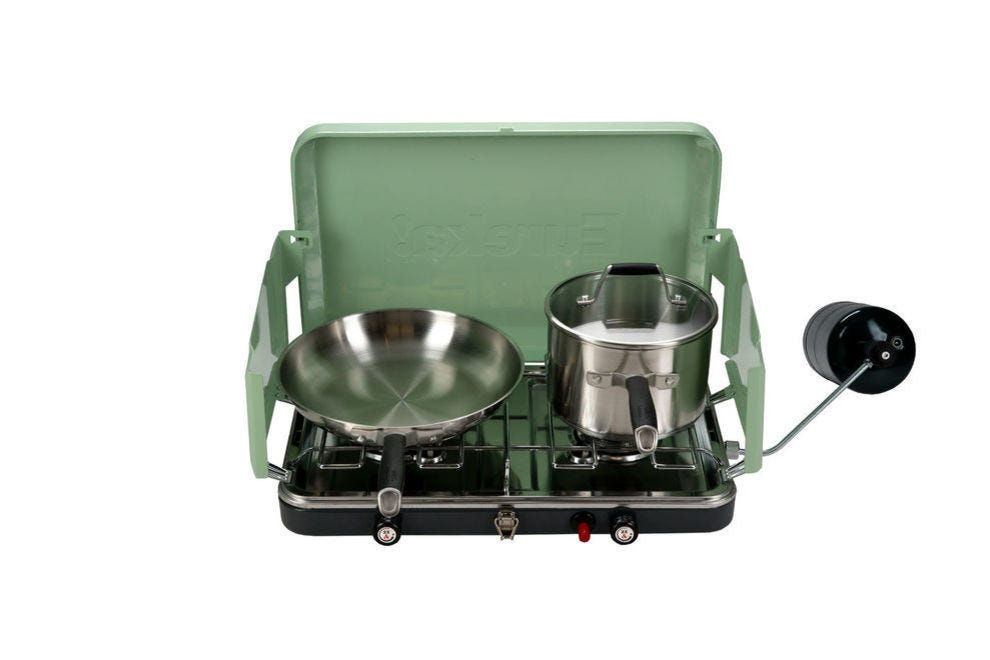 Camping stove from Eureka!