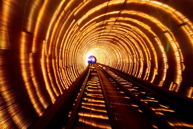 10 of the most unique tunnels around the world