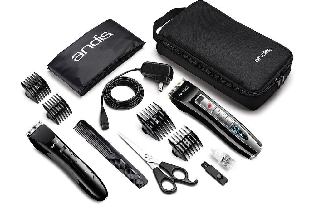 Home haircutting kit by Andis