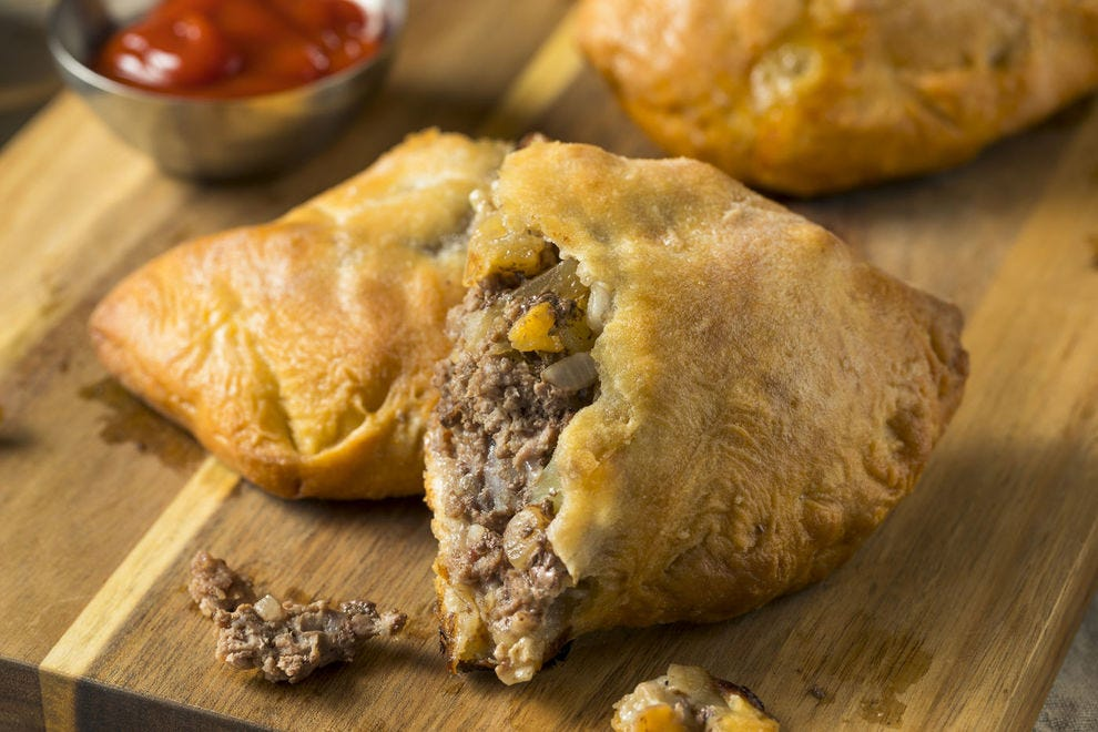 The ultimate Michigan comfort food is a doughy pocket full of meat