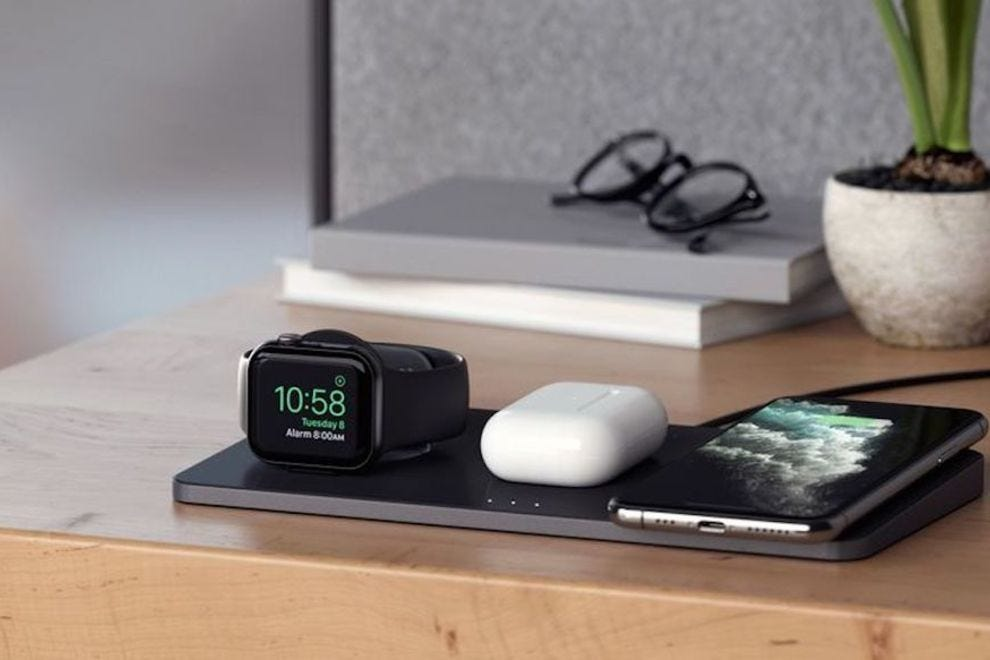 Wireless charging pad from Satechi