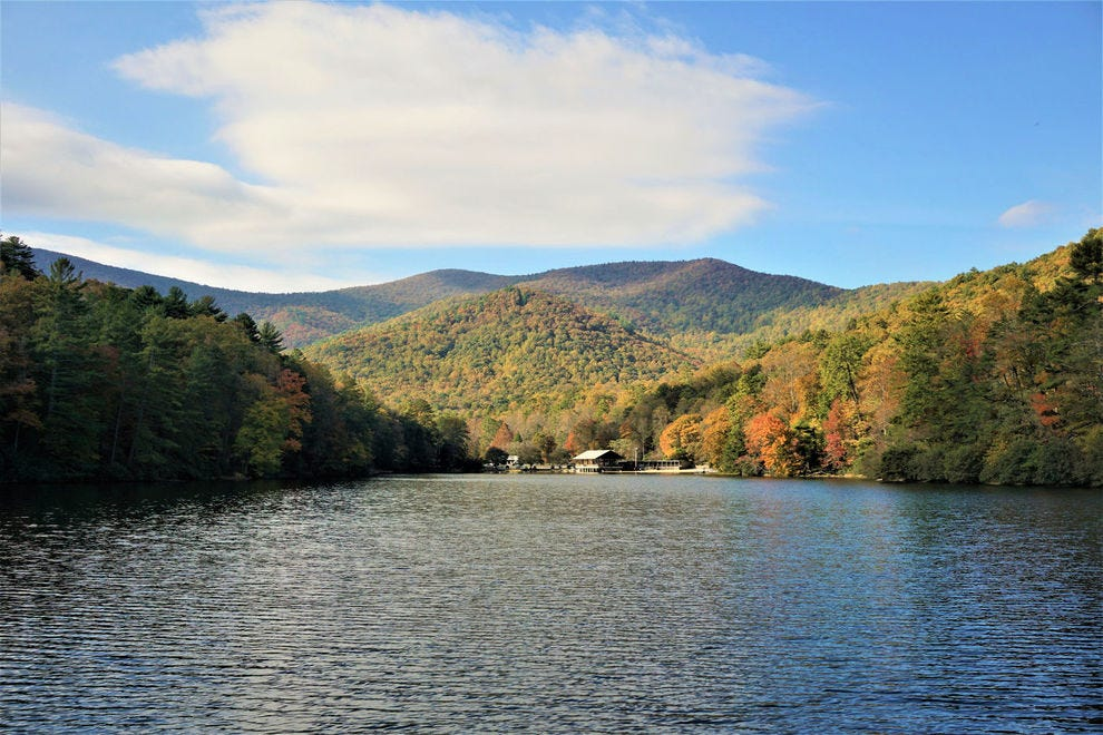 Explore Chattahoochee National Forest by RV