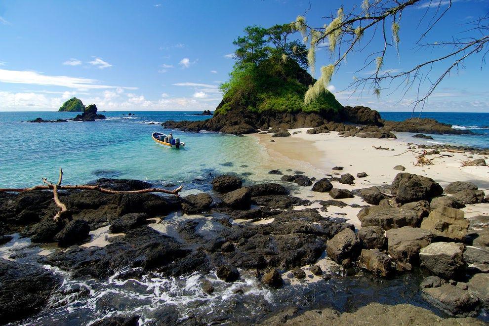 Beach in Veraguas