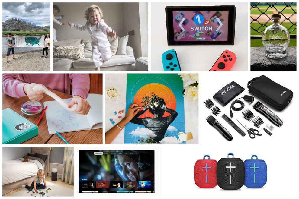2020 gift guide for families