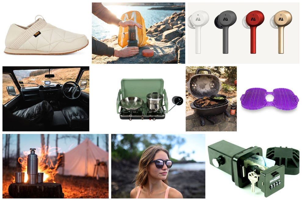 2020 gift guide for road trippers