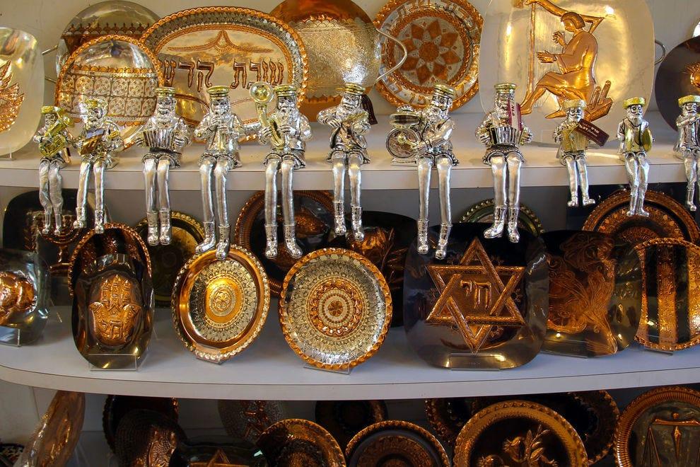 Beautiful copper pieces