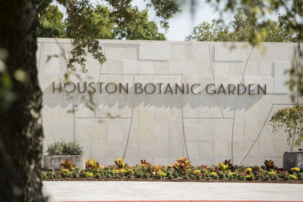 Weekday Docent Tour @ One Botanic Garden | Houston | Texas | United States
