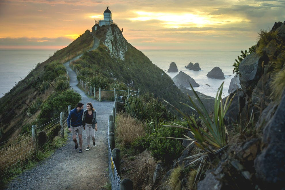 Journey to New Zealand's South Island (virtually)