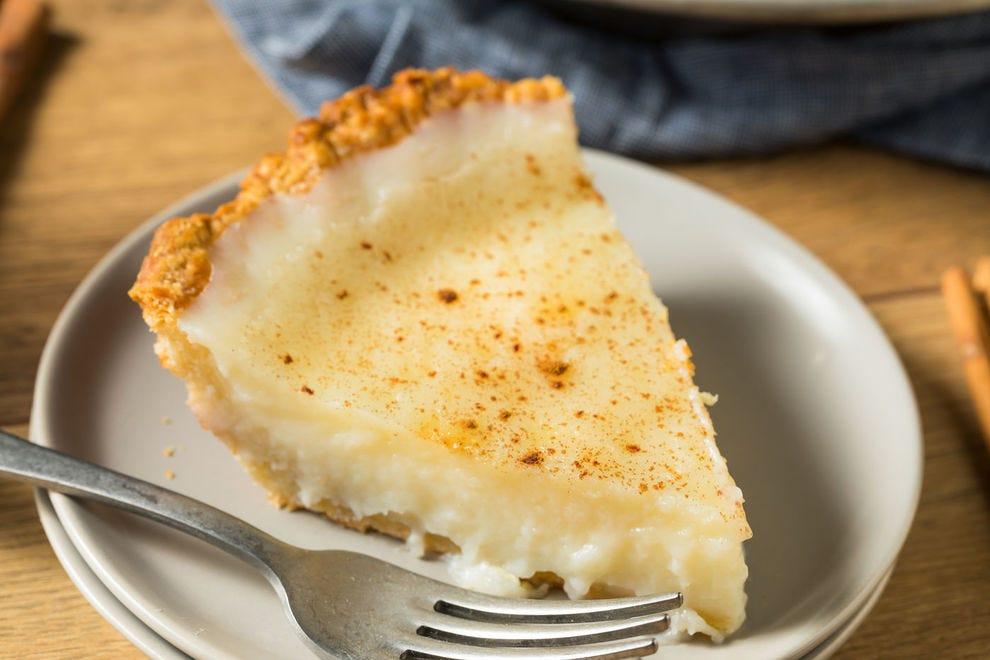 Simple and sweet, sugar cream pie is one of Iowa's favorite treats