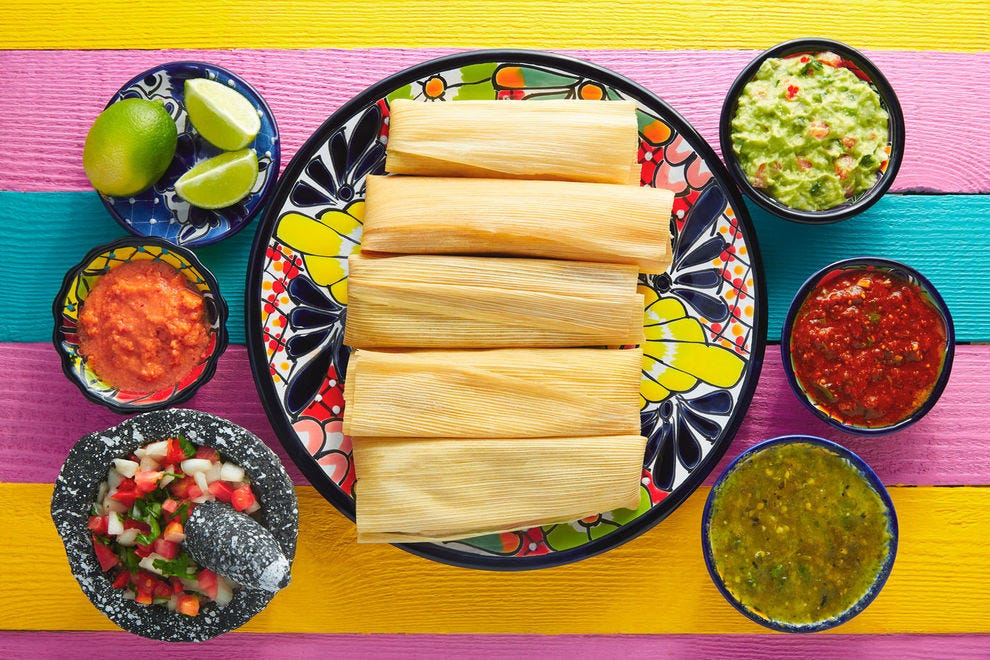 Tamales bring family and friends together during most Mexican celebrations