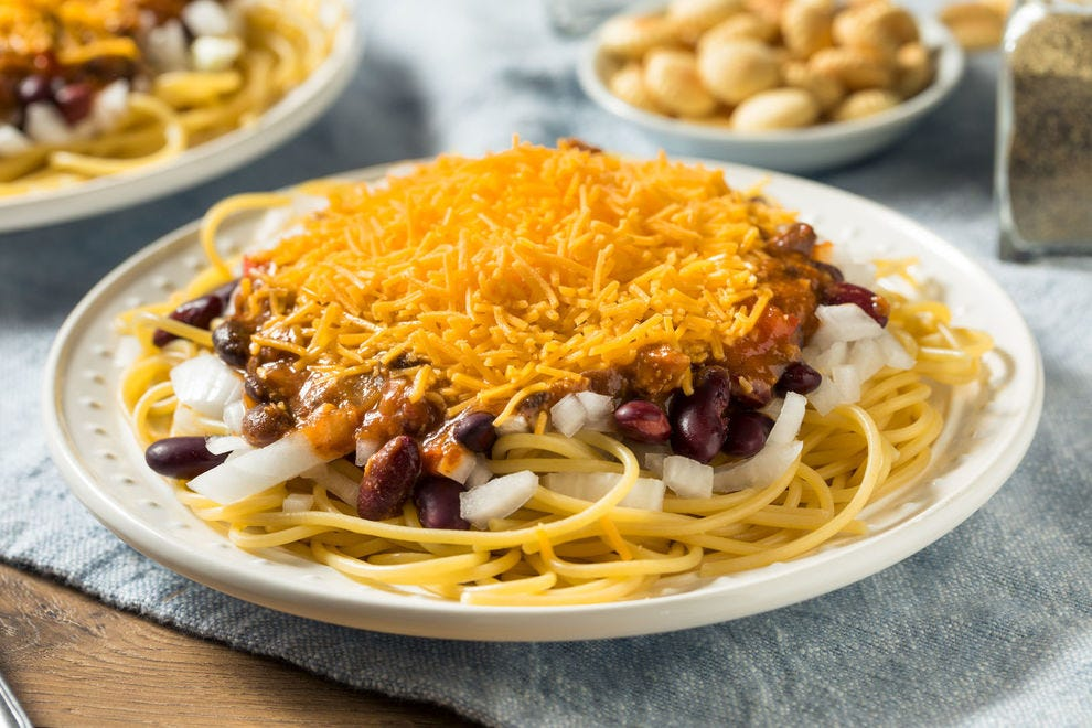Cincinnati chili may not be a soup per se, but it's a local favorite with a cult following