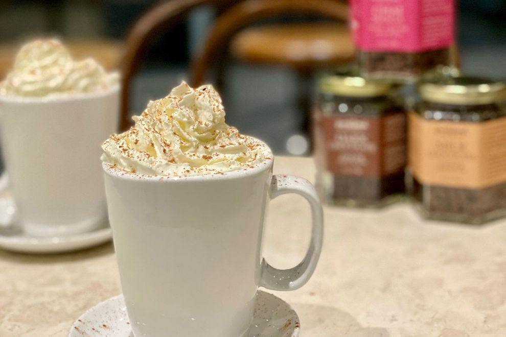 There's a hot chocolate for every occasion