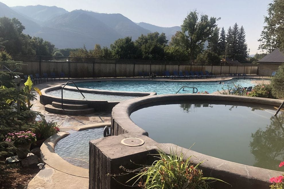 The Durango Hot Springs Resort and Spa