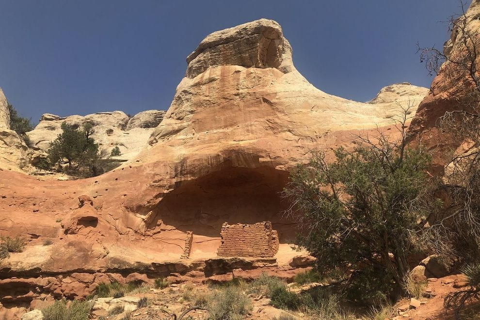 Canyons of the Ancients in southern Colorado