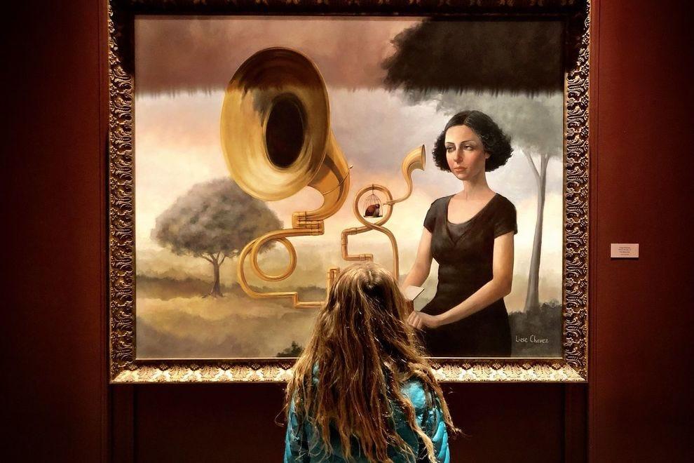 Art at the Elizabeth Hotel