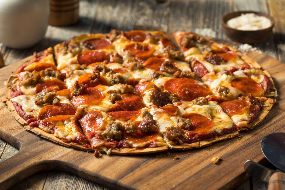 It's not St. Louis-style pizza without Provel, St. Louis-style cheese
