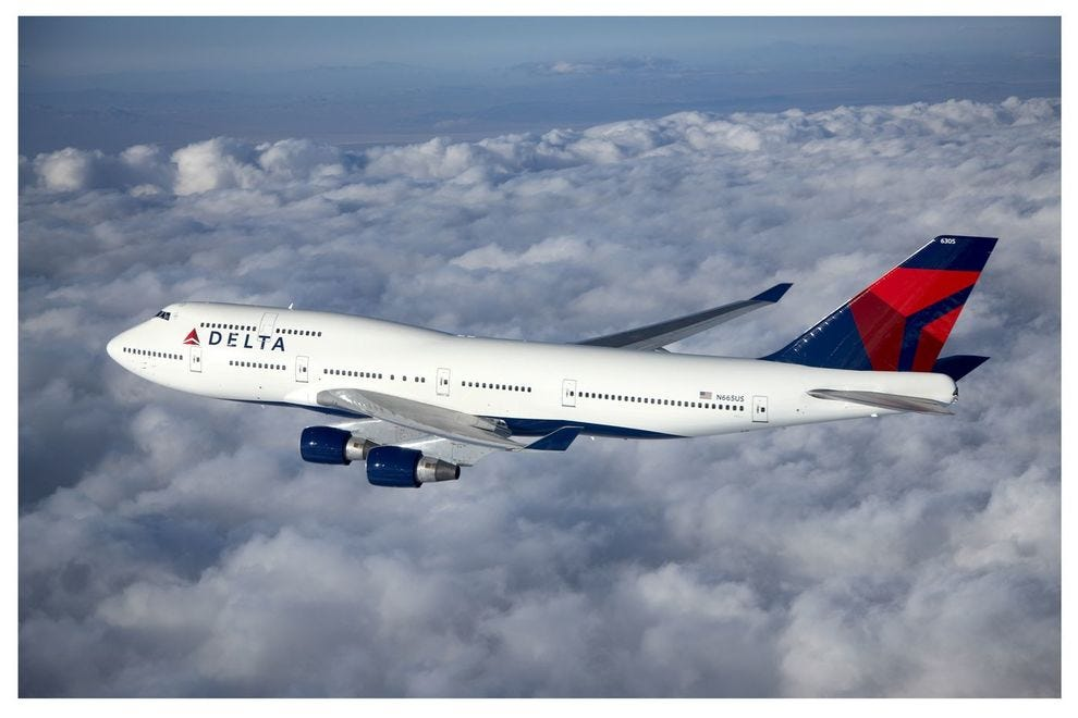 10Best readers voted Delta as the best for American flyers