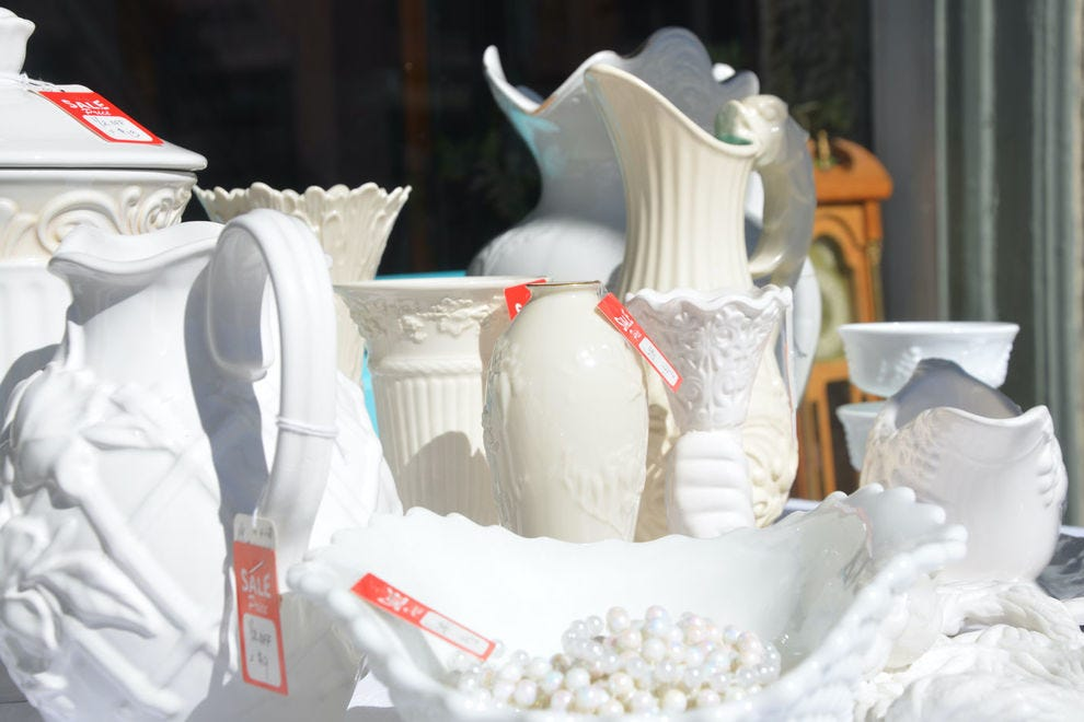 Hunt for treasures in Arcadia's historic downtown