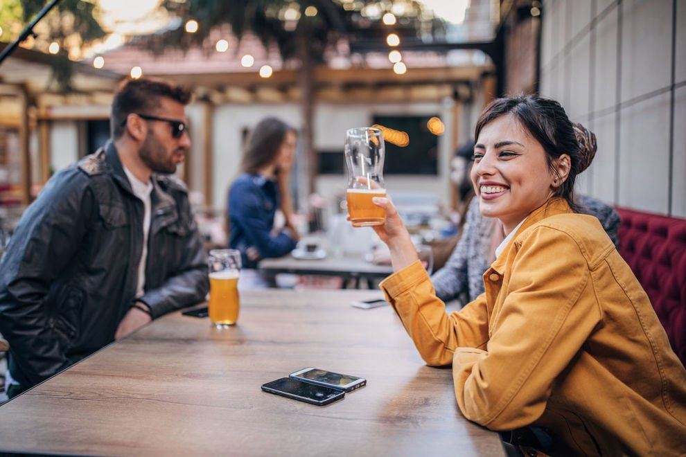 Enjoy your brew al fresco at these American beer gardens