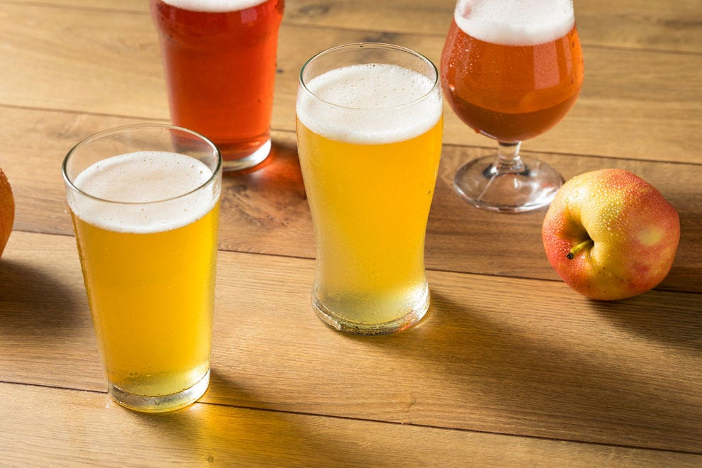 Who makes the best hard cider in the U.S.?