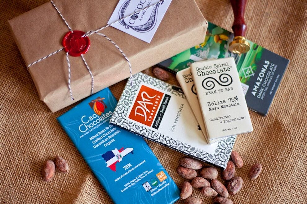 Find your new favorite snack or travel the world with your taste buds
