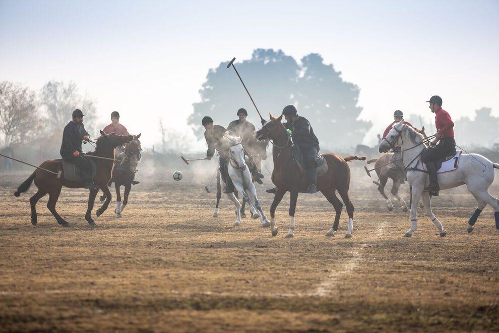 Chovgan game (UNESCO Heritage)