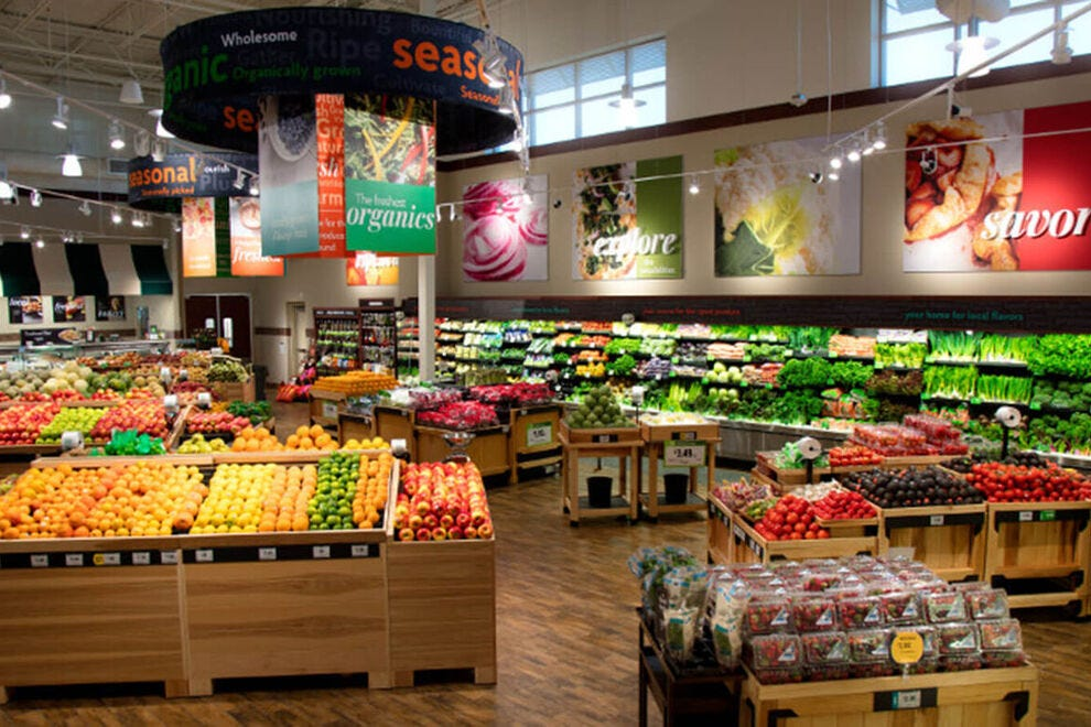 Find unique foods and the freshest produce at The Fresh Market
