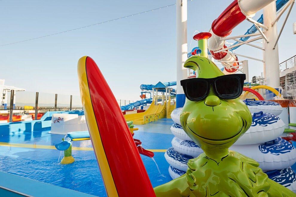 ستتعرض لضغوط شديدة لتشعر بالملل في قارب كرنفال ممتع