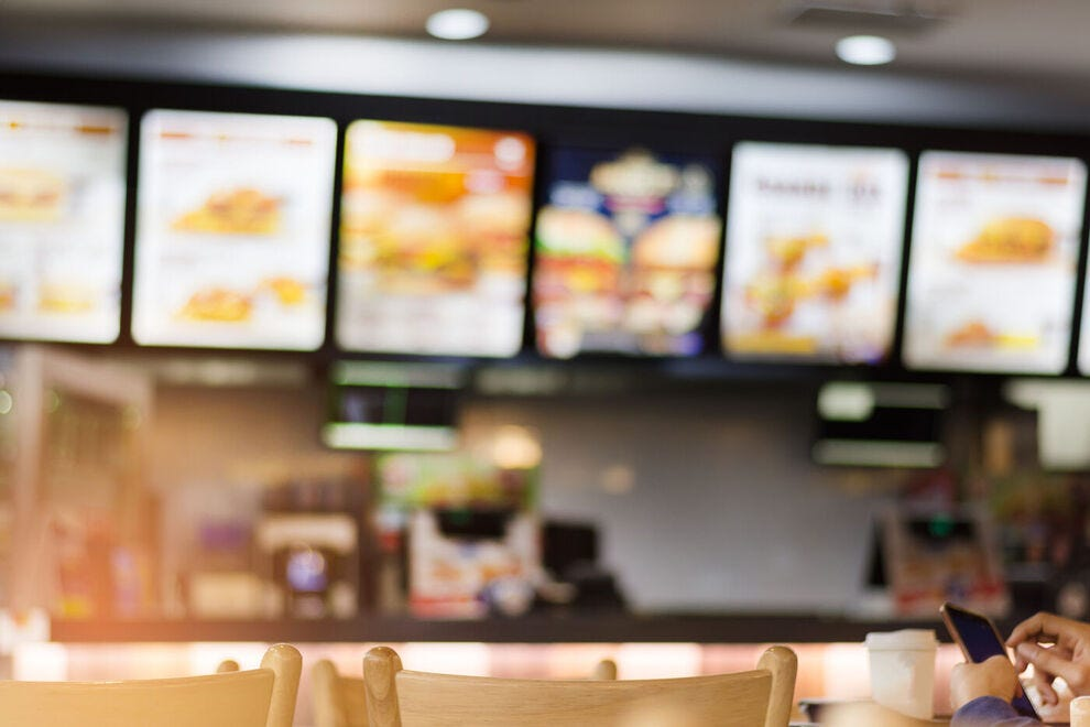 Which fast food chain is the most travel-worthy?
