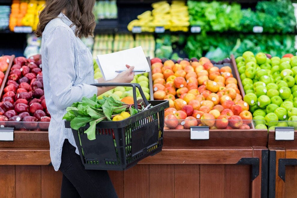 Competition is stiff among supermarkets. Which has your loyalty?