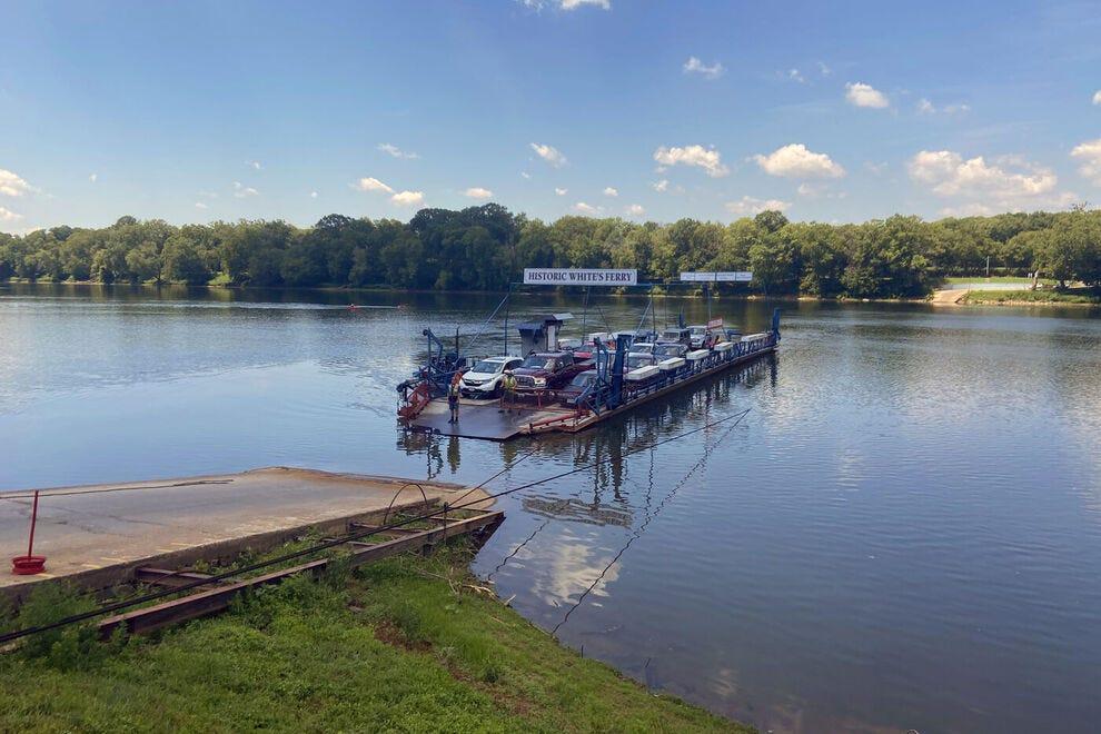 White's Ferry Dock